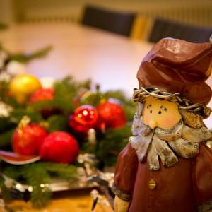 Lone Santa